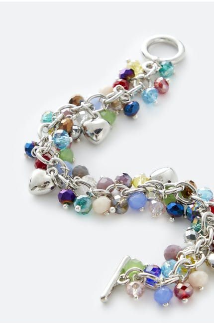 Photo of Rainbow Crystal Bracelet