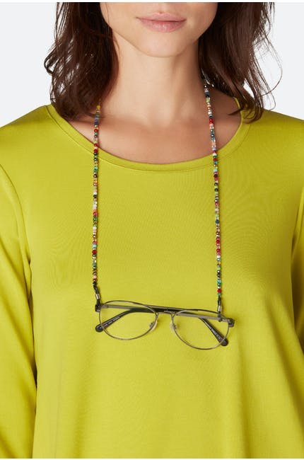Beaded Glasses Chain