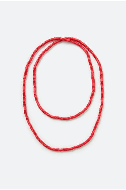 Photo of Long Beaded Necklace