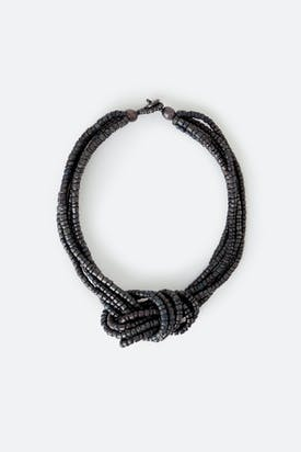 Photo of Knotted Coco Necklace
