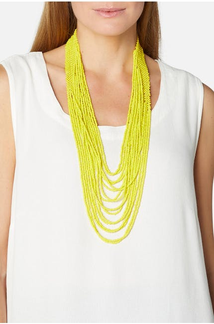 Tiboli Waterfall Necklace