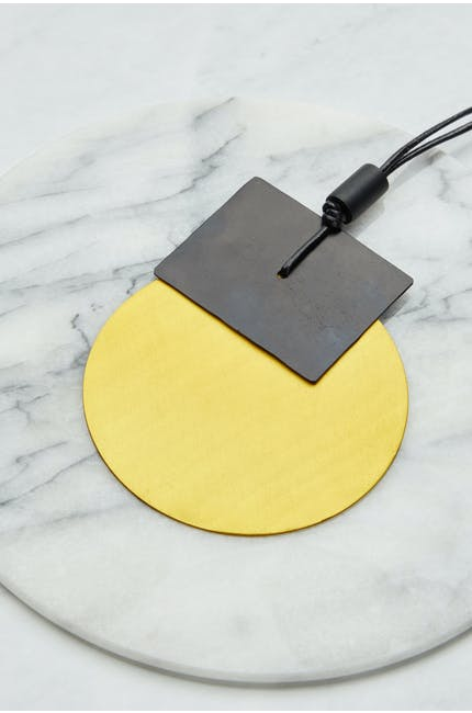 Photo of Sphere And Square Pendant