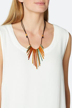 Photo of Multi Matchstick Necklace
