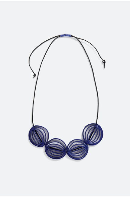 Photo of Swirl Necklace