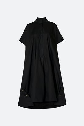 Photo of Panel Back Shirt Dress