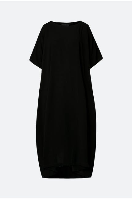 Moyuru Panel Back Dress