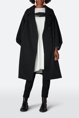 Photo of Puff Sleeve Coat