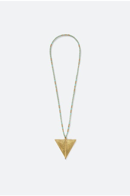Photo of Tuareg Triangle Necklace