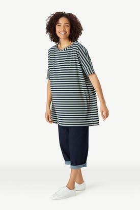 Photo of Wide Stripe Tunic
