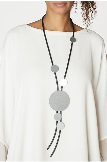 Orbiting Planets Necklace