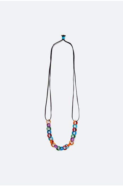 Multi Links Necklace