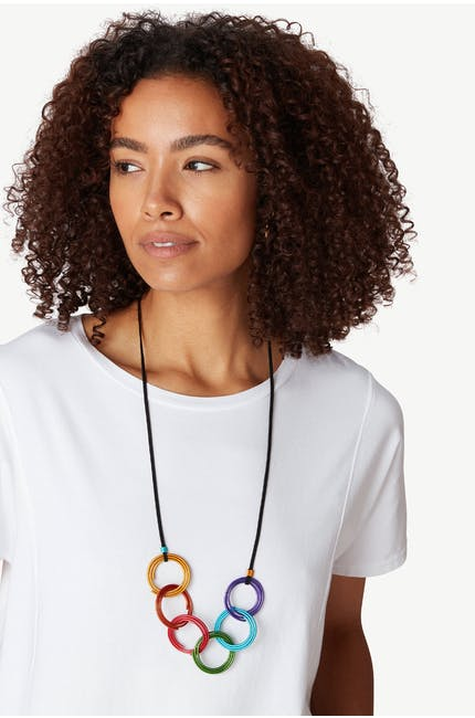 Photo of Multi Circles Necklace