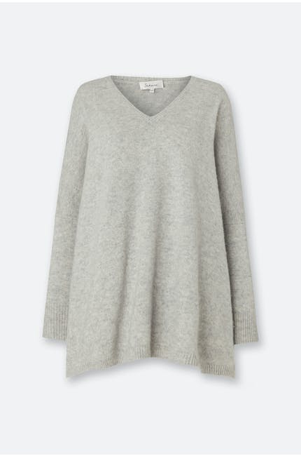 Photo of Cashmere Blend Easy Knit