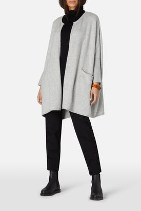 Photo of Cashmere Blend Easy Cardigan