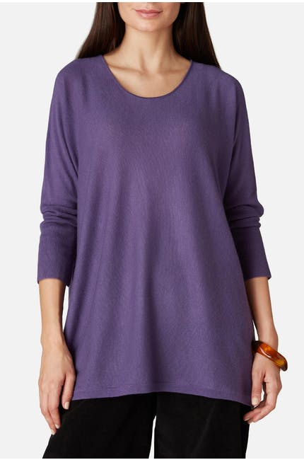 Cashmere Fine Knit Sweater