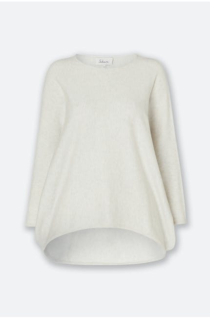 Soft Cotton Easy Sweater