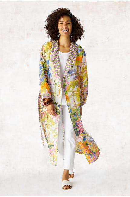 Photo of Summer Print Gown