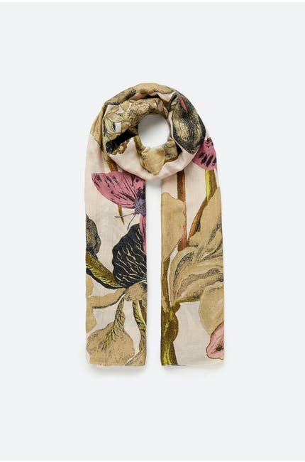 Photo of Iris Blush Scarf