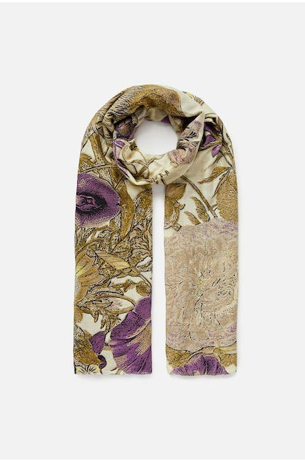 Thistle Scarf