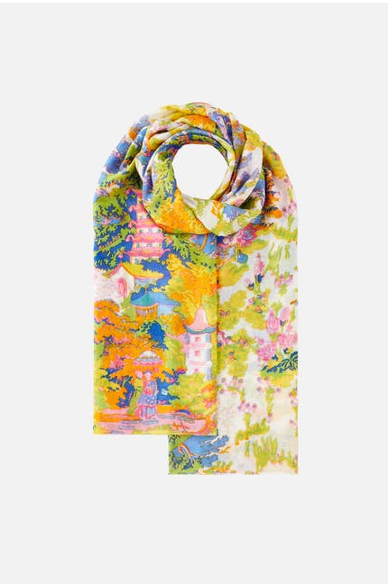 Photo of Summer Print Scarf