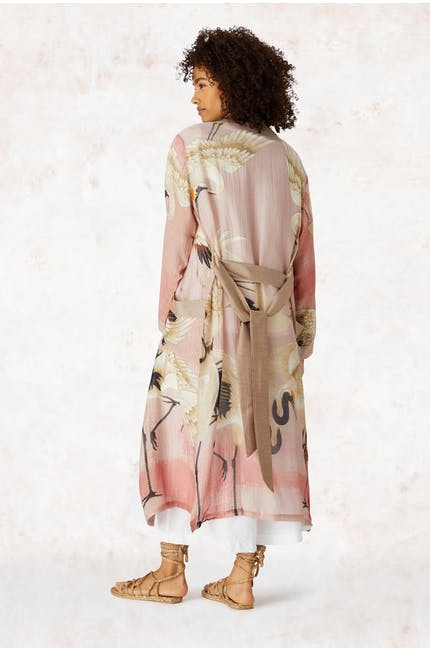Stork Gown
