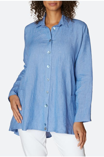 Wally Linen Shirt