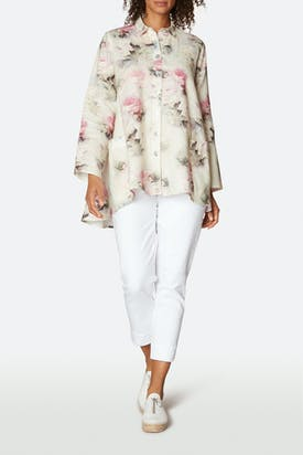 Photo of Wally Rose Linen Shirt