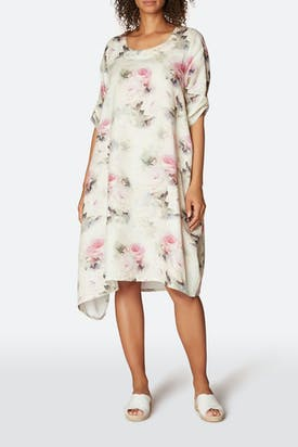 Photo of Hilma Rose Linen Dress