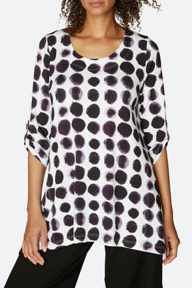 Photo of Mia Dots Jersey Top