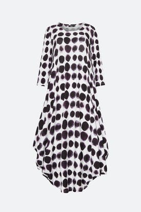 Photo of Utas Dots Jersey Dress