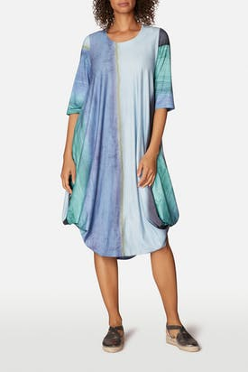 Photo of Utas Seascape Jersey Dress