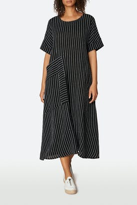 Photo of Saga Stripe Dress