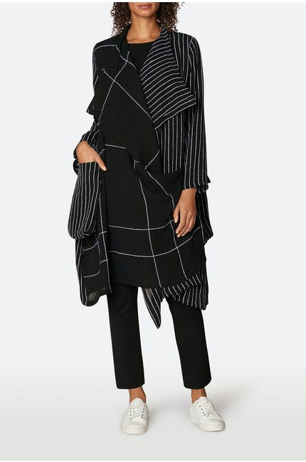 Photo of Jix Check Stripe Jacket