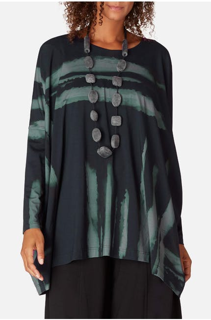 Photo of Blurred Stripe Tunic