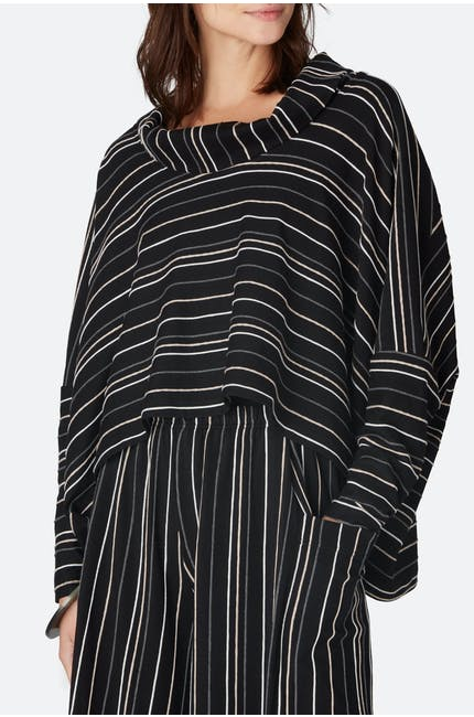 Photo of Mizo Stripe Top