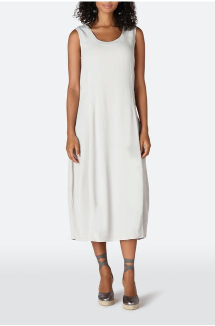 Photo of Soft Crepe Sleeveless Dress