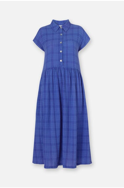 Photo of Voile Check Dress