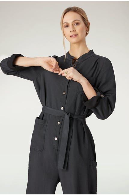 Soft Tencel Jumpsuit