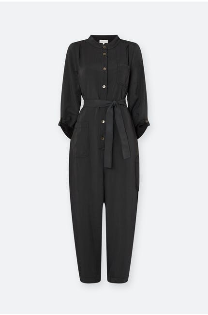 Photo of Soft Tencel Jumpsuit
