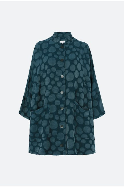 Photo of Shimmer Spot Boxy Jacket