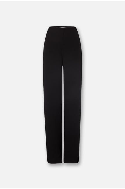 Photo of Crepe Slim Trouser
