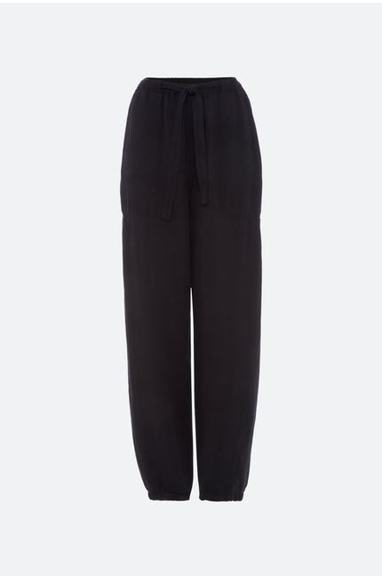 Tencel Linen Bubble Trouser