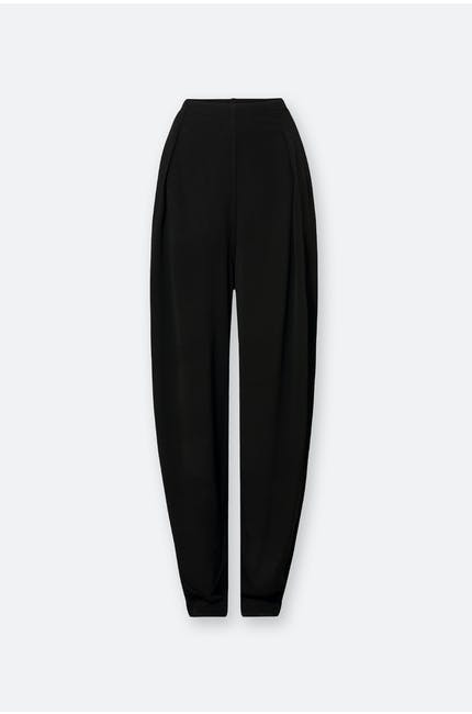 Photo of Soft Crepe Bubble Trouser