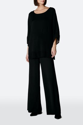 Photo of Crepe Palazzo Pant