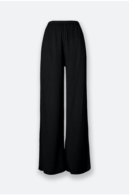 Photo of Autumn Crepe Palazzo Pant
