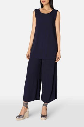 Photo of Soft Crepe Culottes