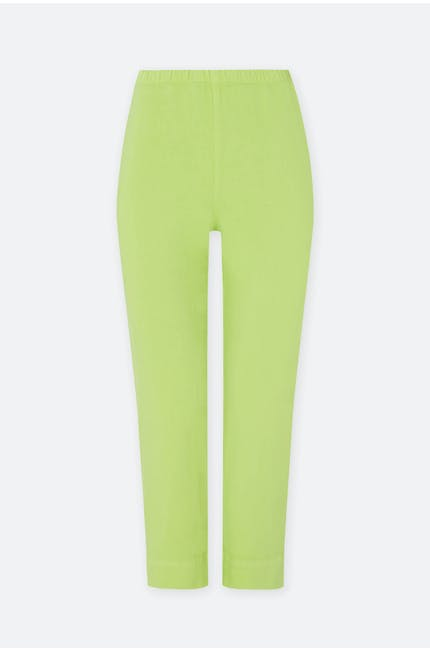 Photo of Stretch Twill Crop Trouser