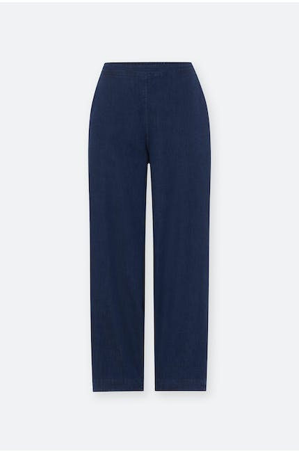 Photo of Stretch Denim Bubble Trouser