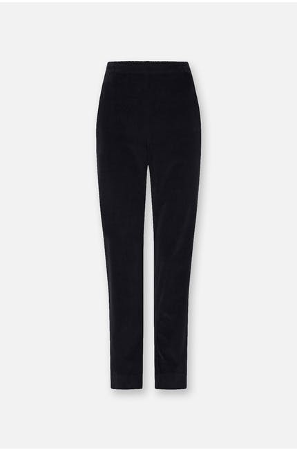Stretch Cord Slim Trouser