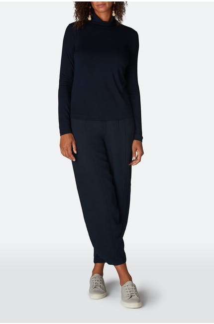 Photo of Slub Tencel Bubble Trouser